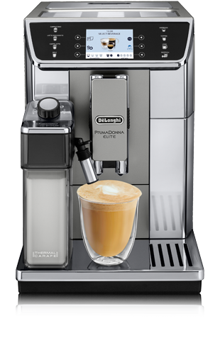 Coffee Makers In New Zealand : PrimaDonna Elite Experience - Coffee Makers - DeLonghi New Zealand