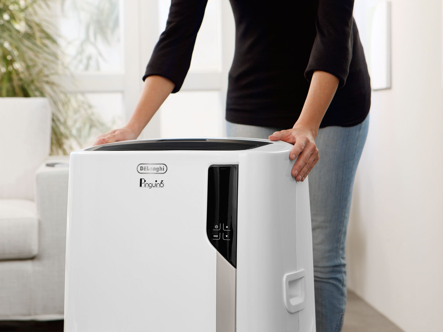 Pinguino Portable Air Conditioner - PAC EL275HGRKC-1AWH