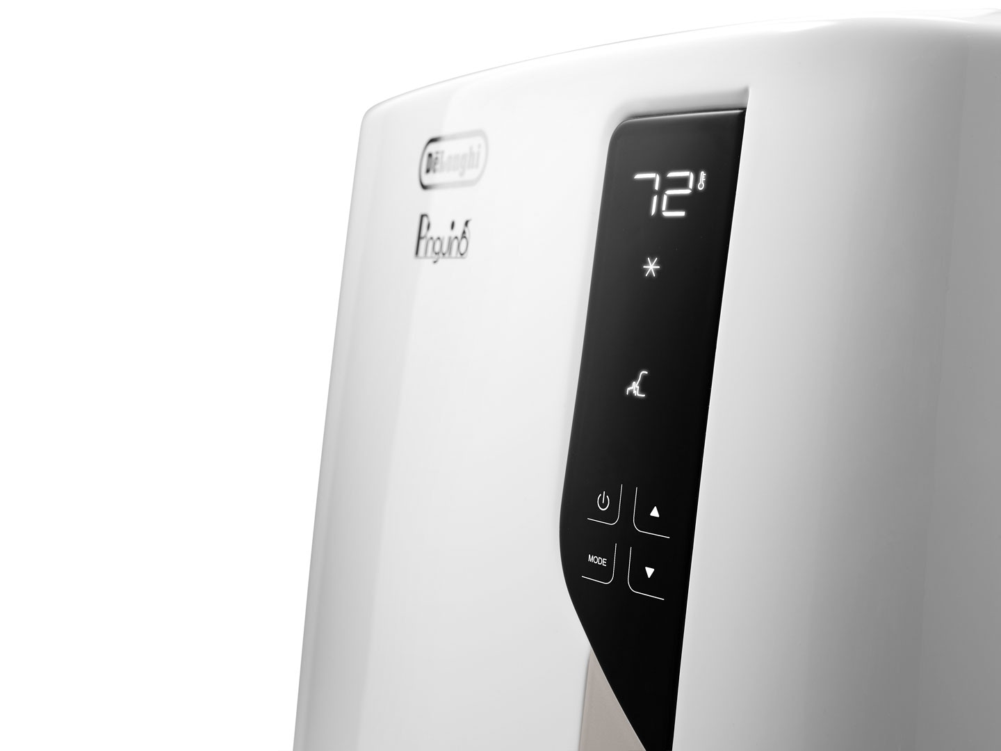 Pinguino Portable Air Conditioner with Smart WiFi & Heat, White -  - PACEL276HGRFK