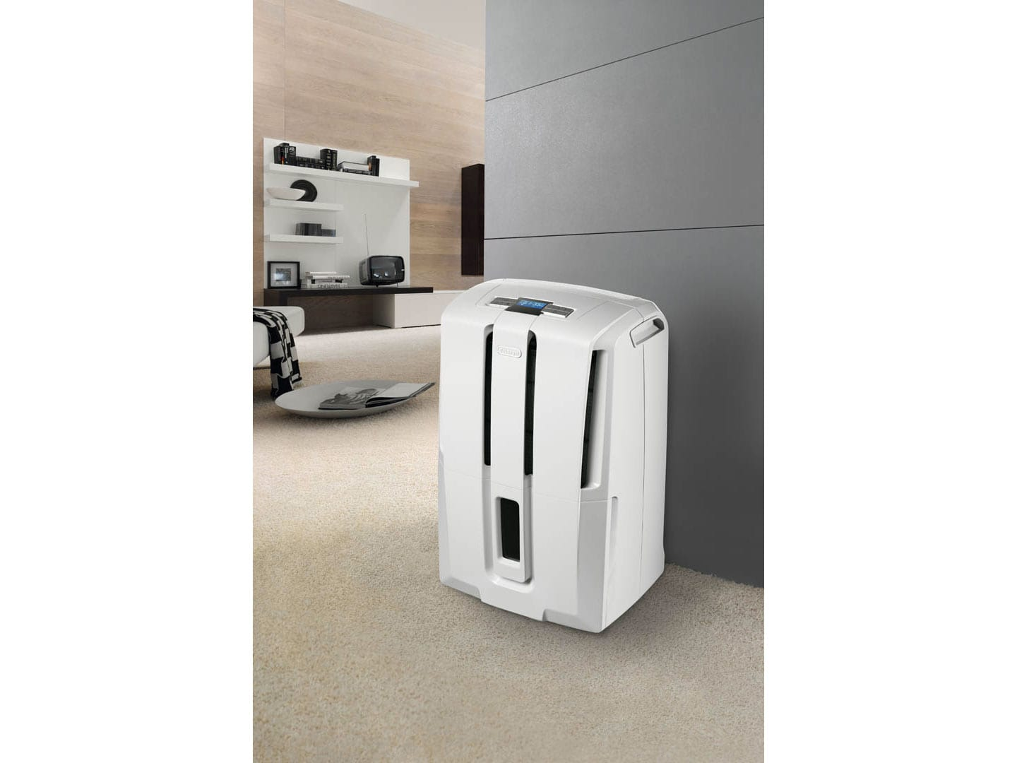 Dehumidifier with Pump - 45 Pint -  - DD45E