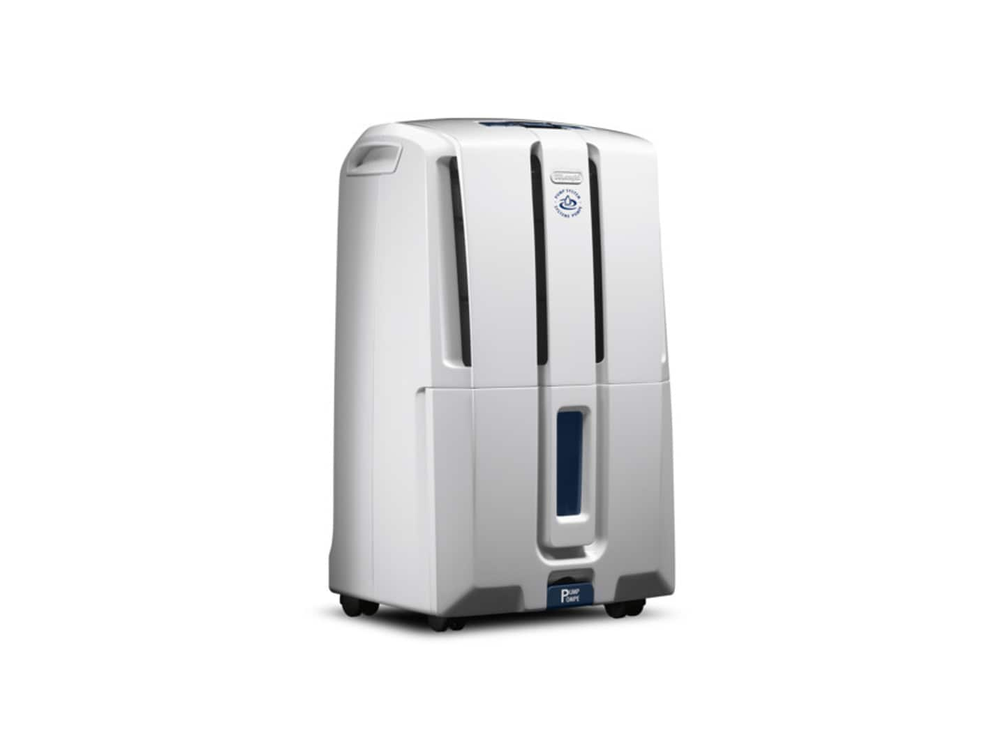 Energy Star Dehumidifier with Pump AAFA Certified 50 Pint DDX50PE |  De'Longhi US