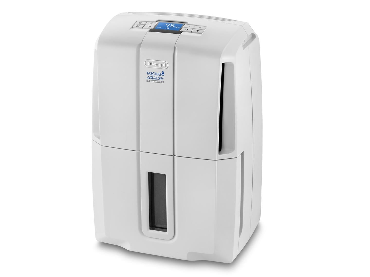 Details about Delonghi 25L DDS25 AriaDry Compact Dehumidifier #31619A