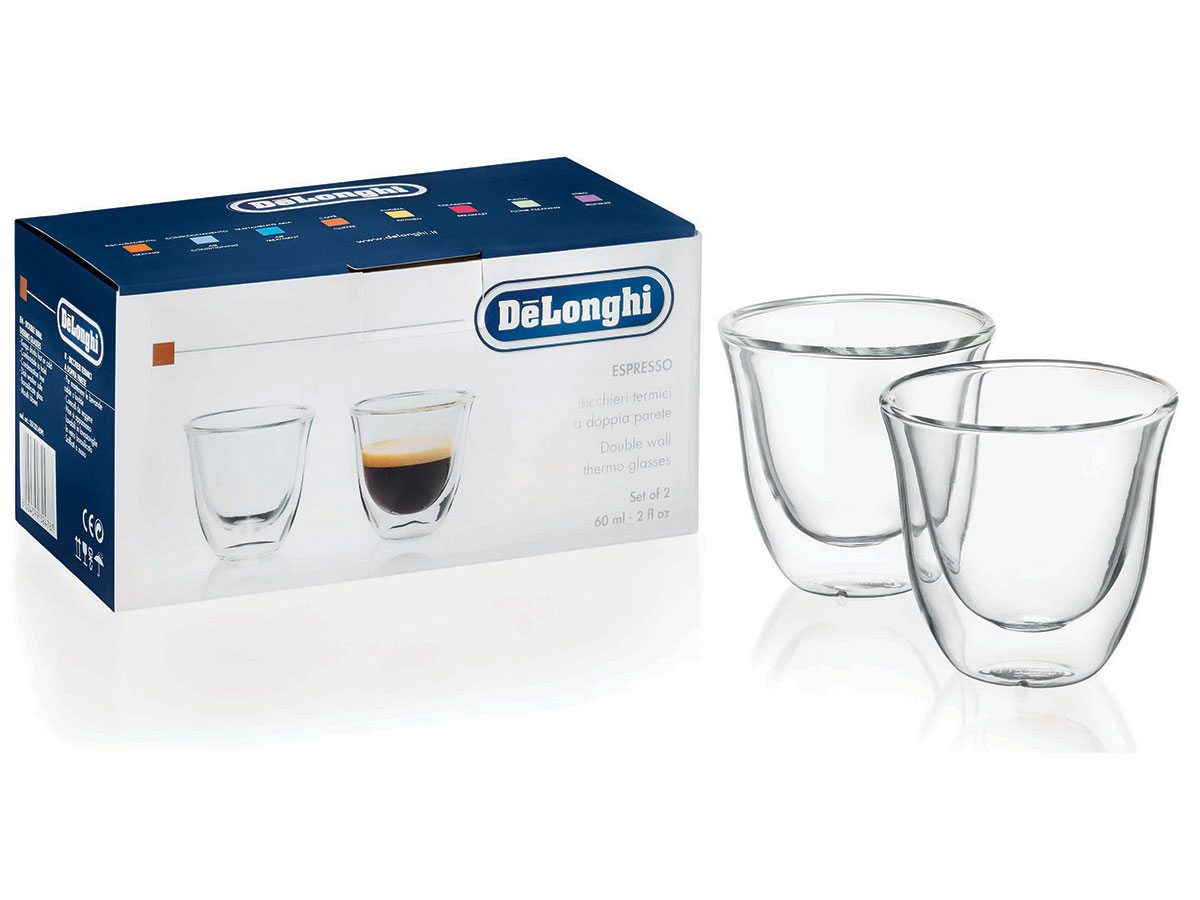 Double Wall Thermo Glasses 2 ESPRESSO GLASSES