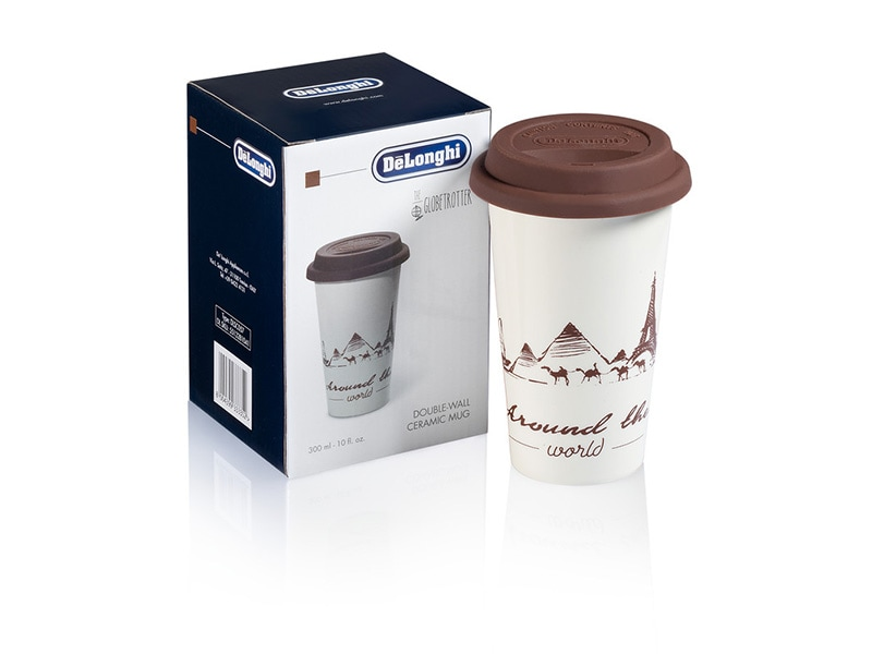 "Travel mug ""The Globetrotter"" - DLSC057"