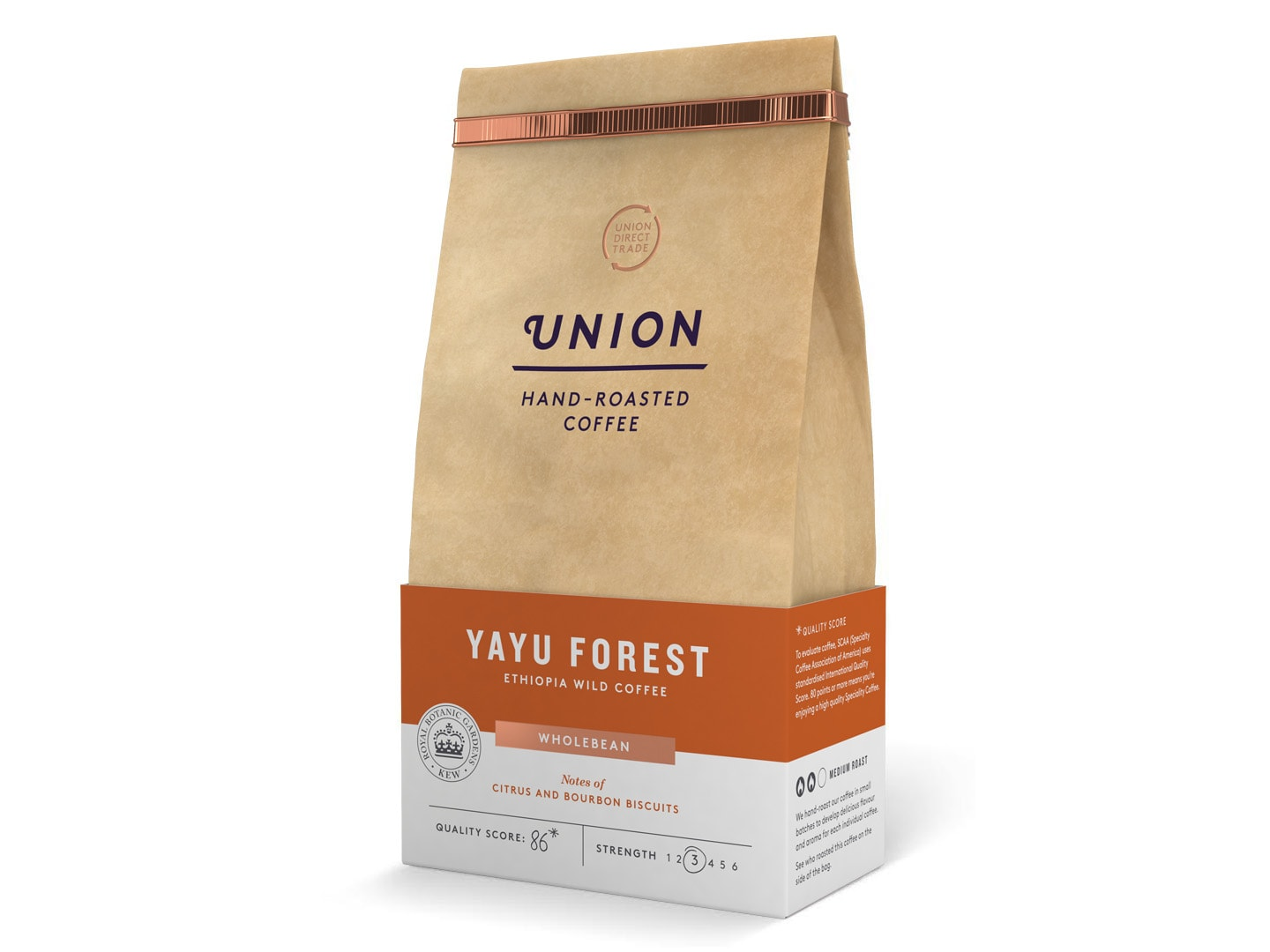 Coffee Union YAYU FOREST 200g