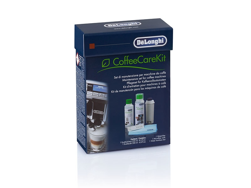 Coffee care kit DLSC306 box