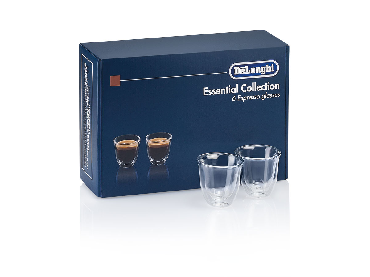 Essential Set of Espresso Glasses