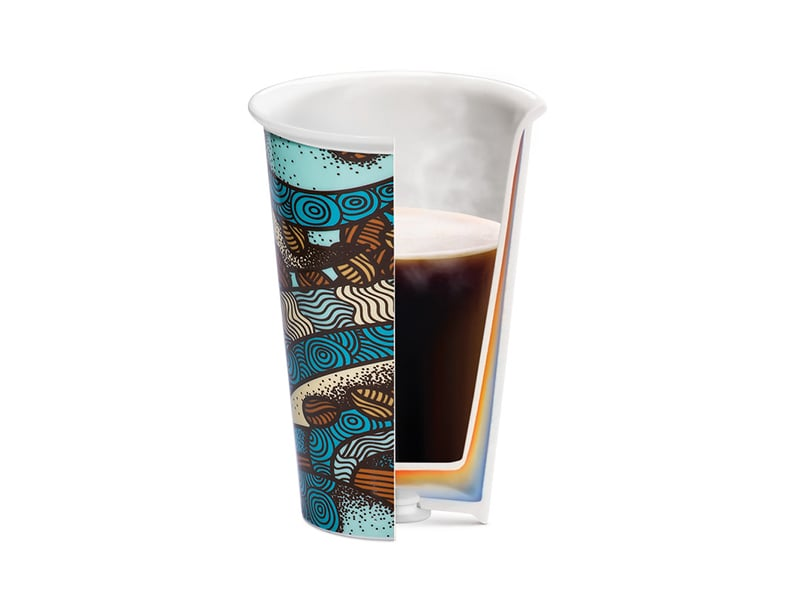 "Travel mug ""The Taster"" - DLSC055"
