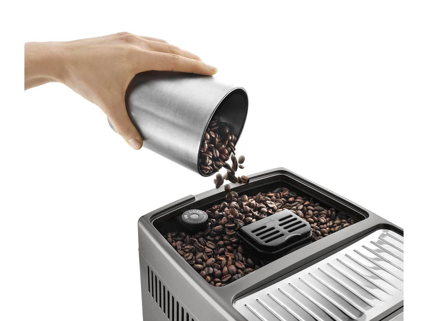 Dinamica Plus | Fully Automatic Coffee Machines | De ...