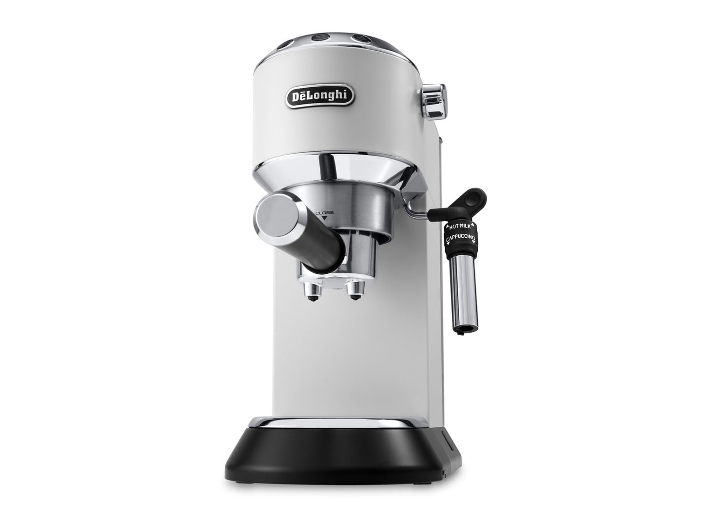Clearance Stock: Dedica Pump Espresso - White - EC 685.W