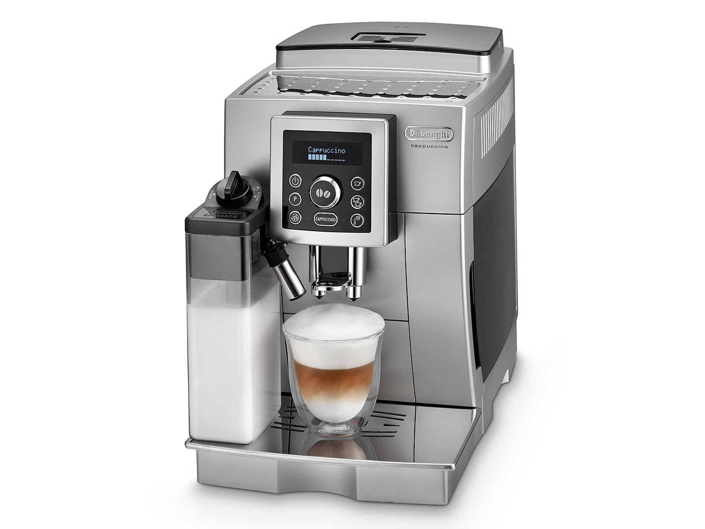 fully automatic coffee machine Compact ECAM23460S - Front
