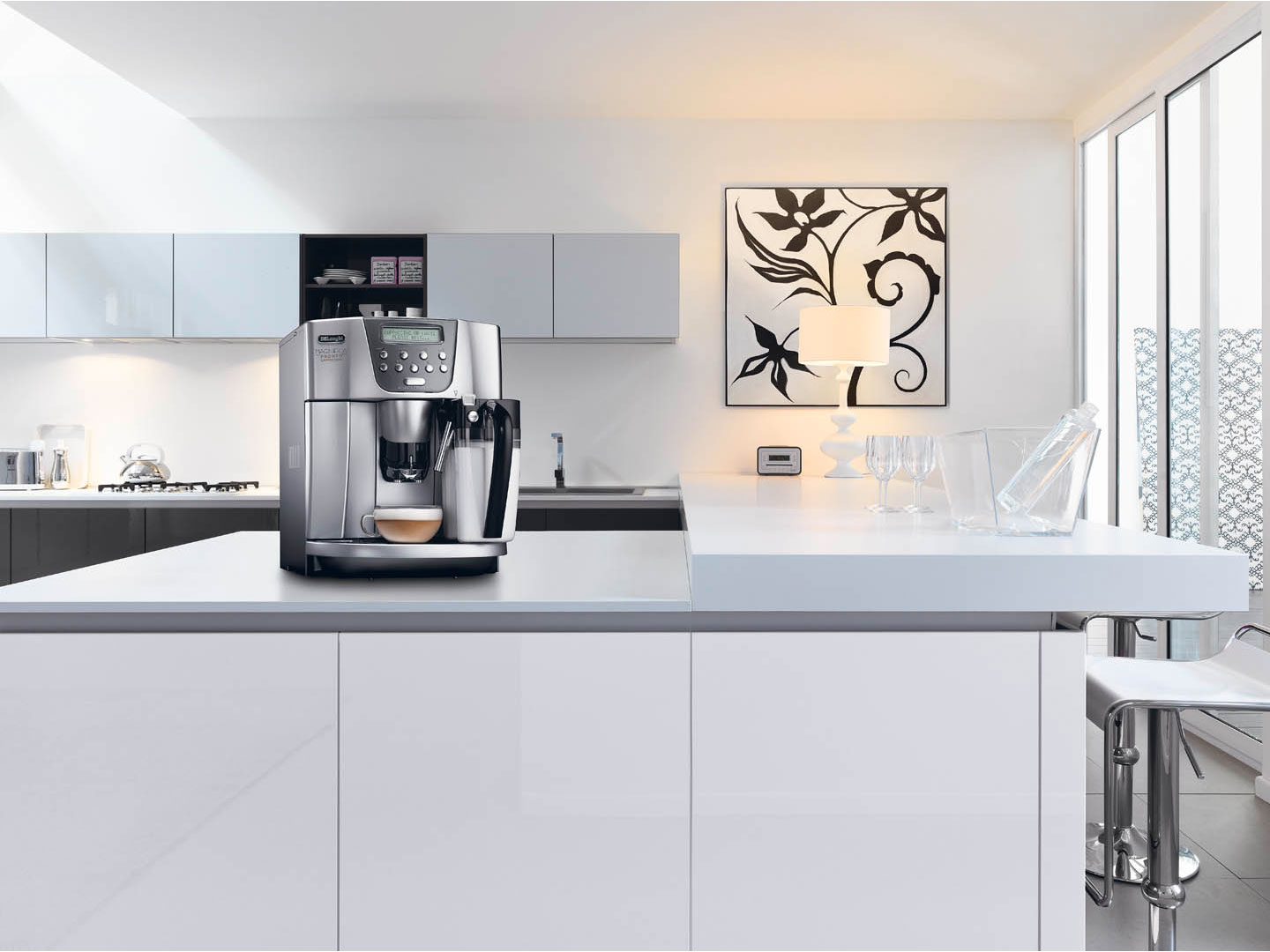 delonghi magnifica esam 4400 manual