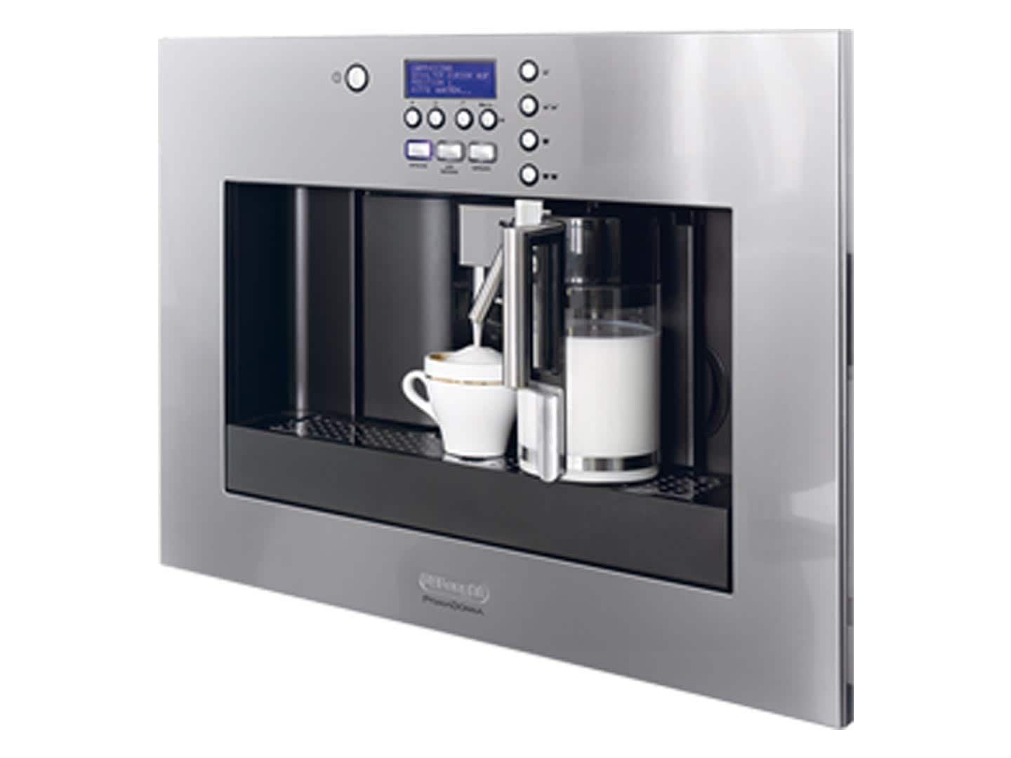 result built machines image home ideas machine plumbing kitchen for miele best coffee design plumbed atherton in maker