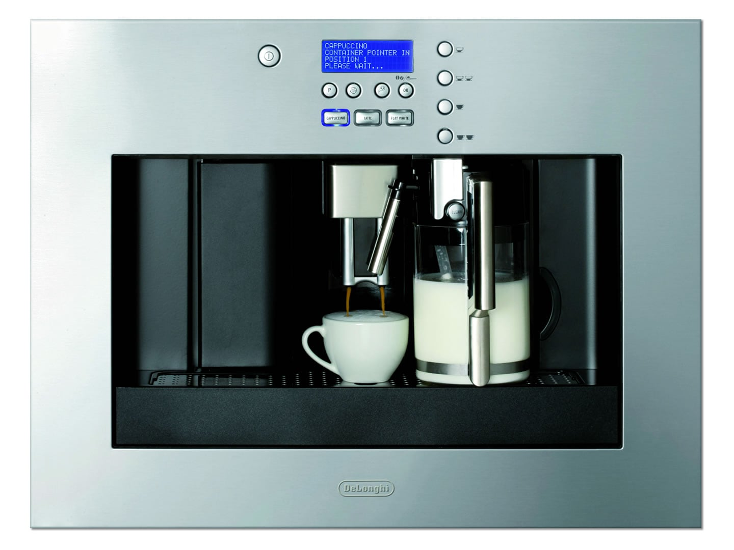 PrimaDonna EABI 6600 - Built-in Coffee Machine