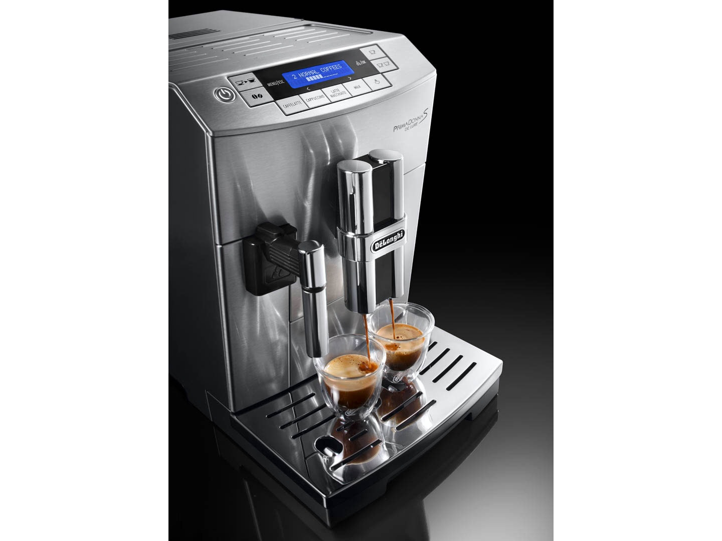 Uncategorized Delonghi Kitchen Appliances delonghi primadonna s de luxe espresso cappuccino