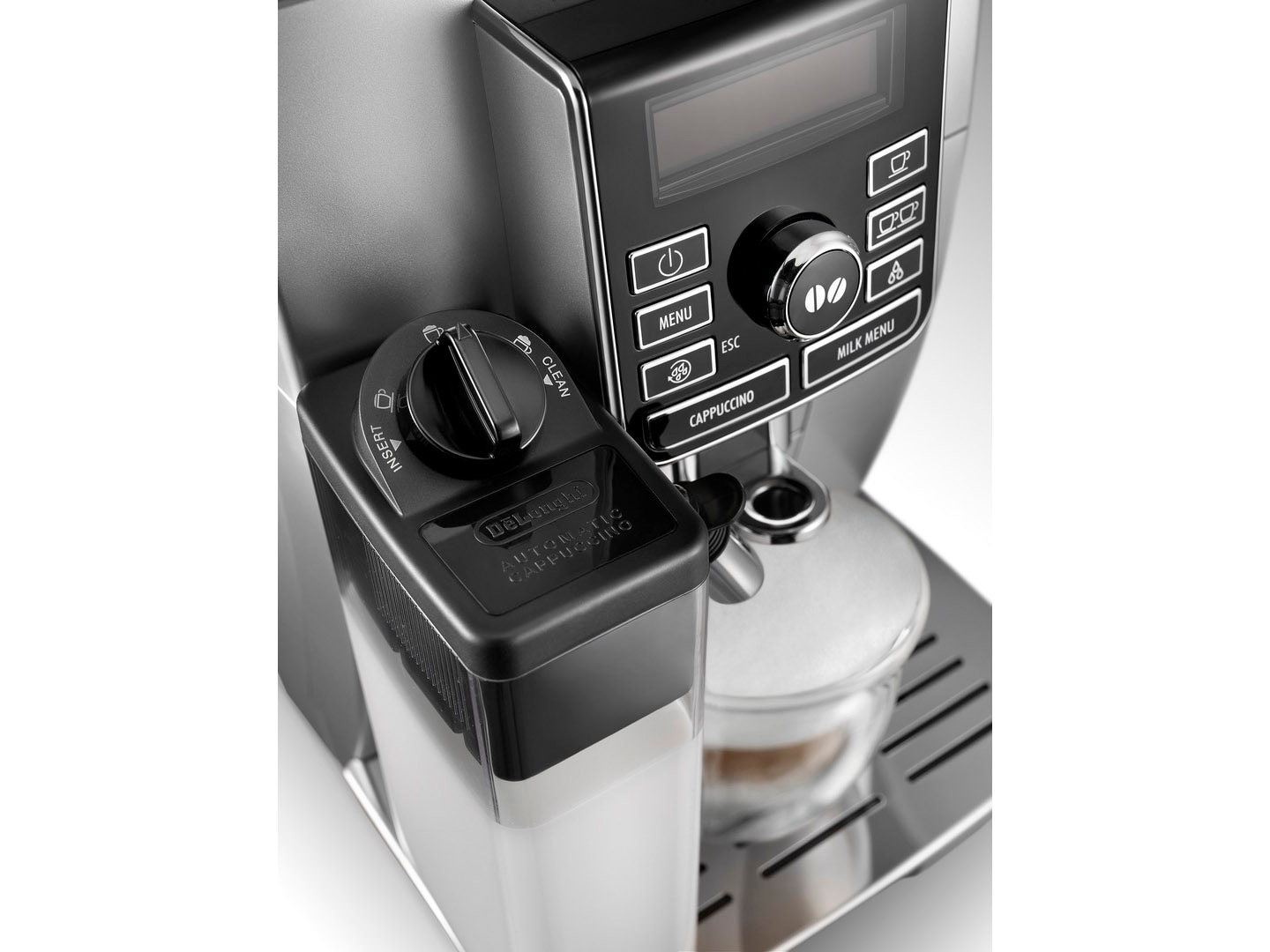 Digital S Automatic Espresso Machine, Cappuccino Maker -  - ECAM25462S