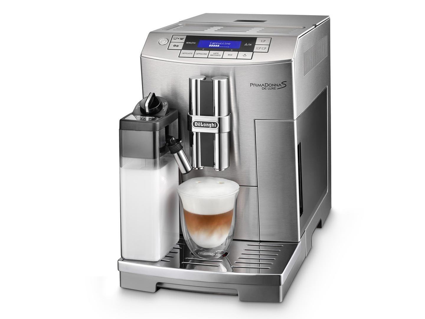 ECAM28465M_3 4bianco bean to cup coffee machines de'longhi uk  at bayanpartner.co