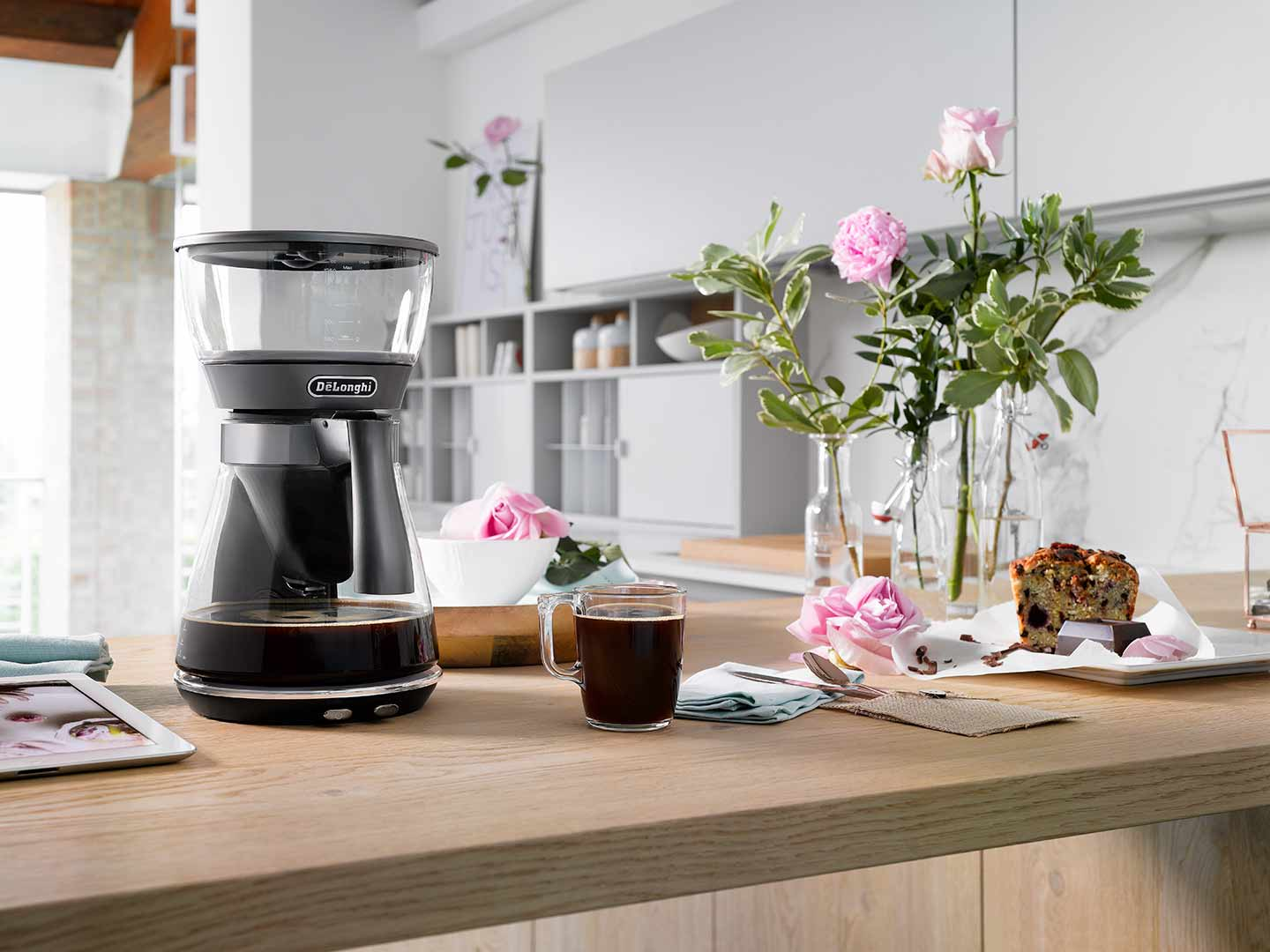 Delonghi ICM17210 Clessidra Drip Coffee Machine