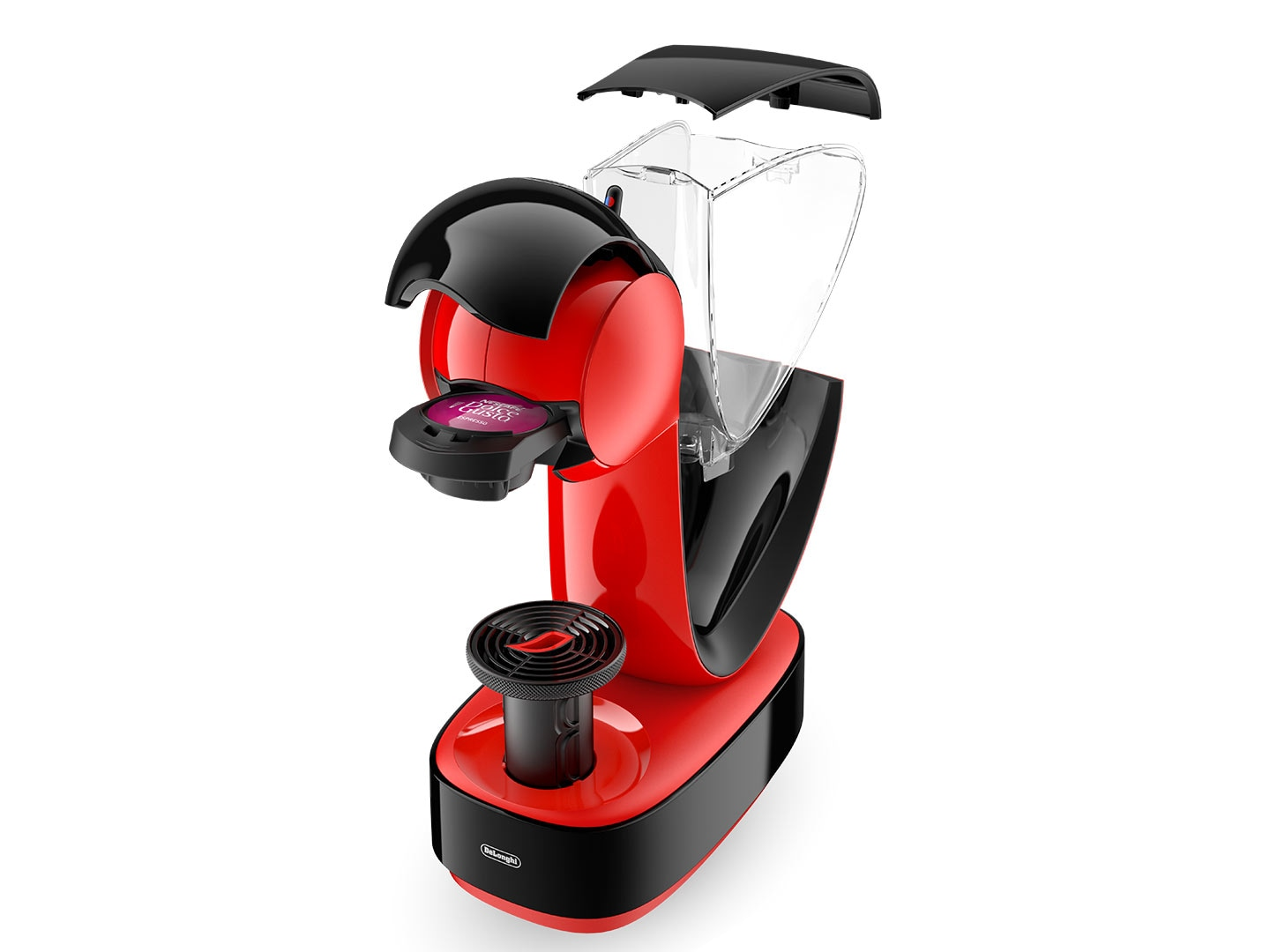 Cafetera capsulas dolce gusto infinissima EDG260