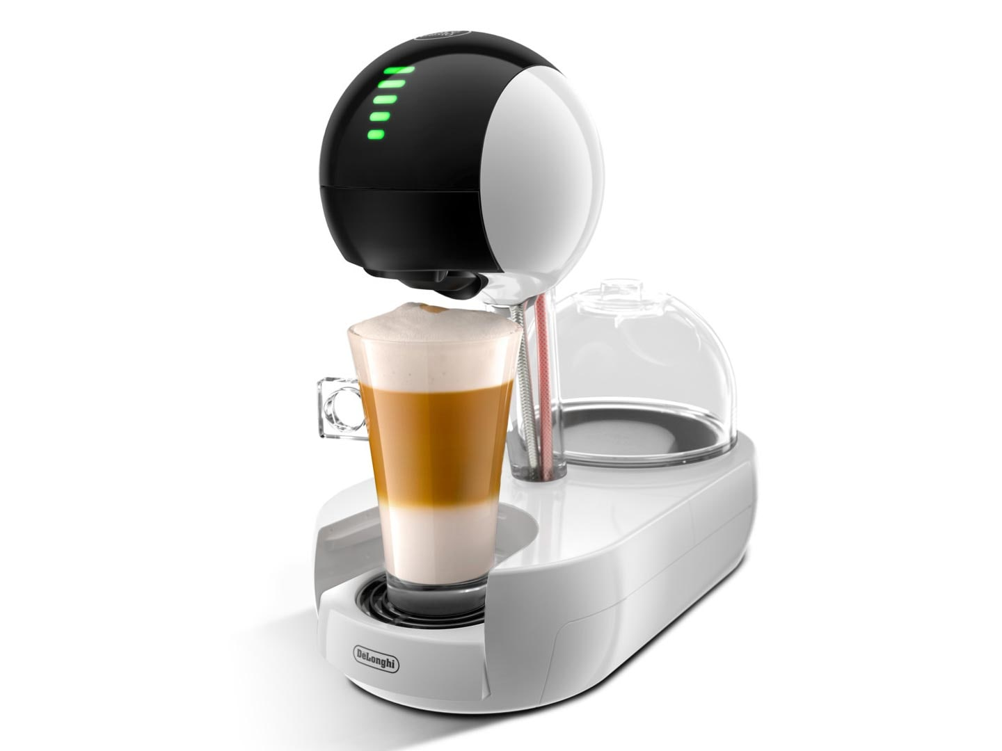 delonghi edg 100 w nescaf dolce gusto piccolo kaffeekapselmaschine manuell wei radio. Black Bedroom Furniture Sets. Home Design Ideas
