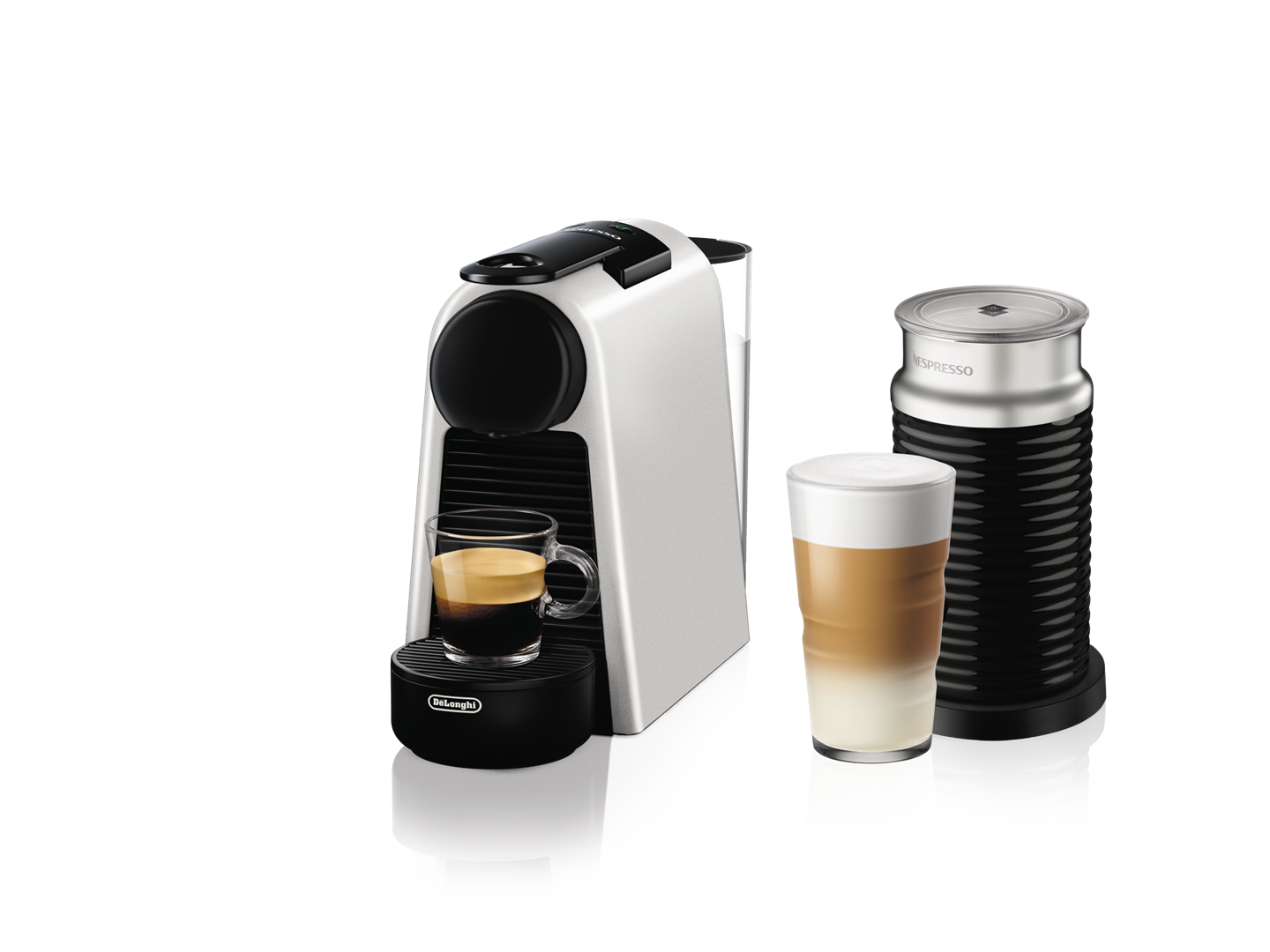 DeLonghi Nespresso Capsule Coffee Machine Essenza Mini EN85.SAE