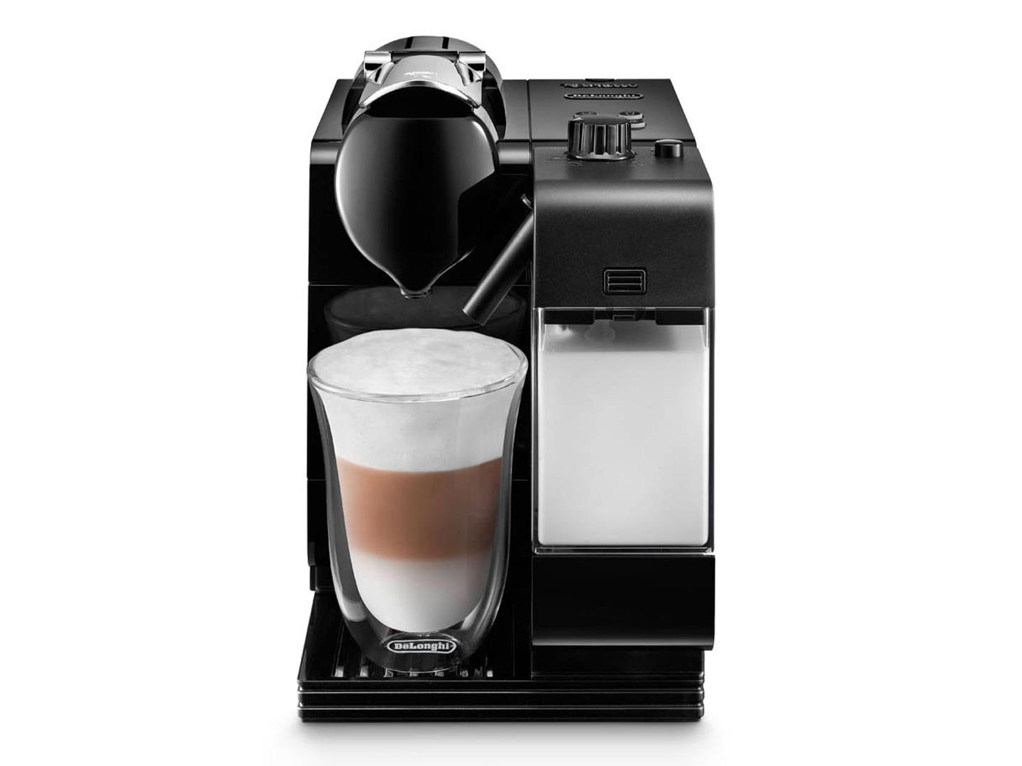 delonghi nespresso lattissima plus automatic coffee cappuccino maker machine. Black Bedroom Furniture Sets. Home Design Ideas