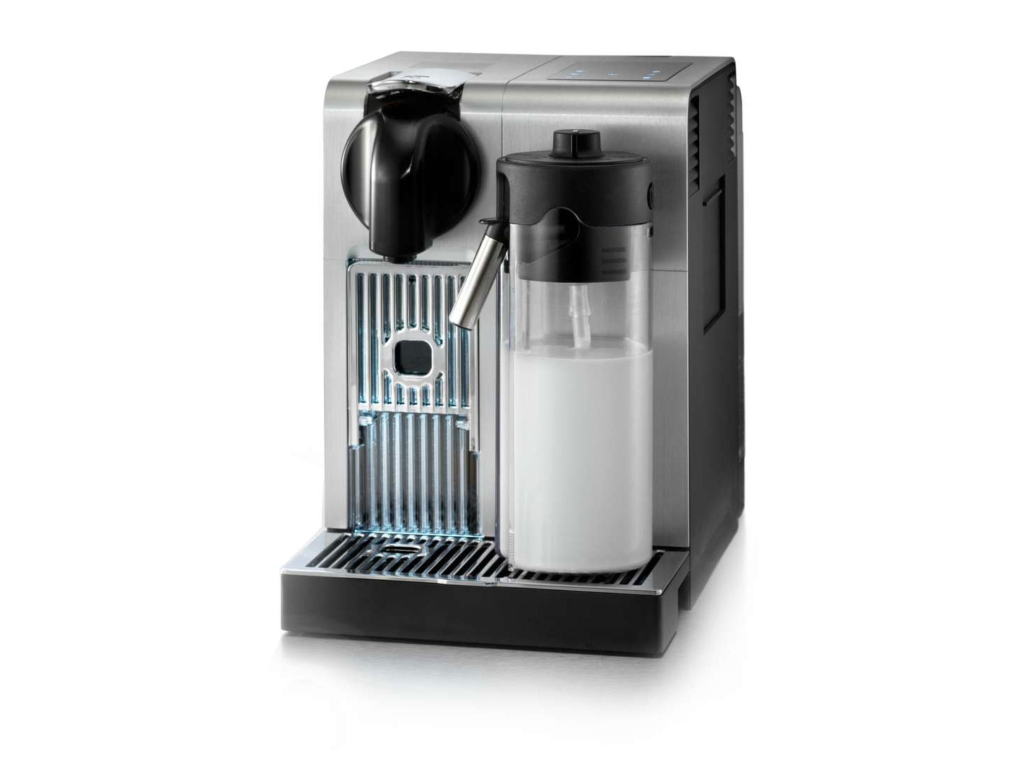 Nespresso lattissima pro manual