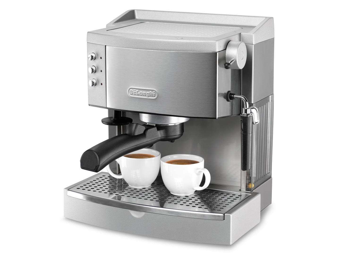 EC 702 Cappuccino Pump Espresso Machine