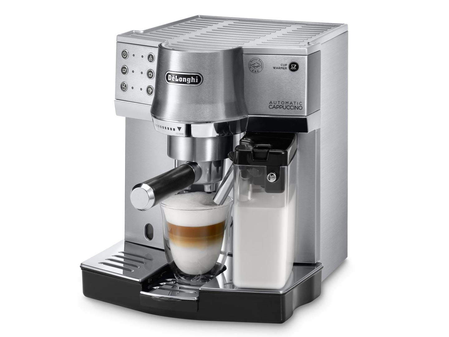 EC860MPACK Pump Espresso Machine with Bonus Grinder