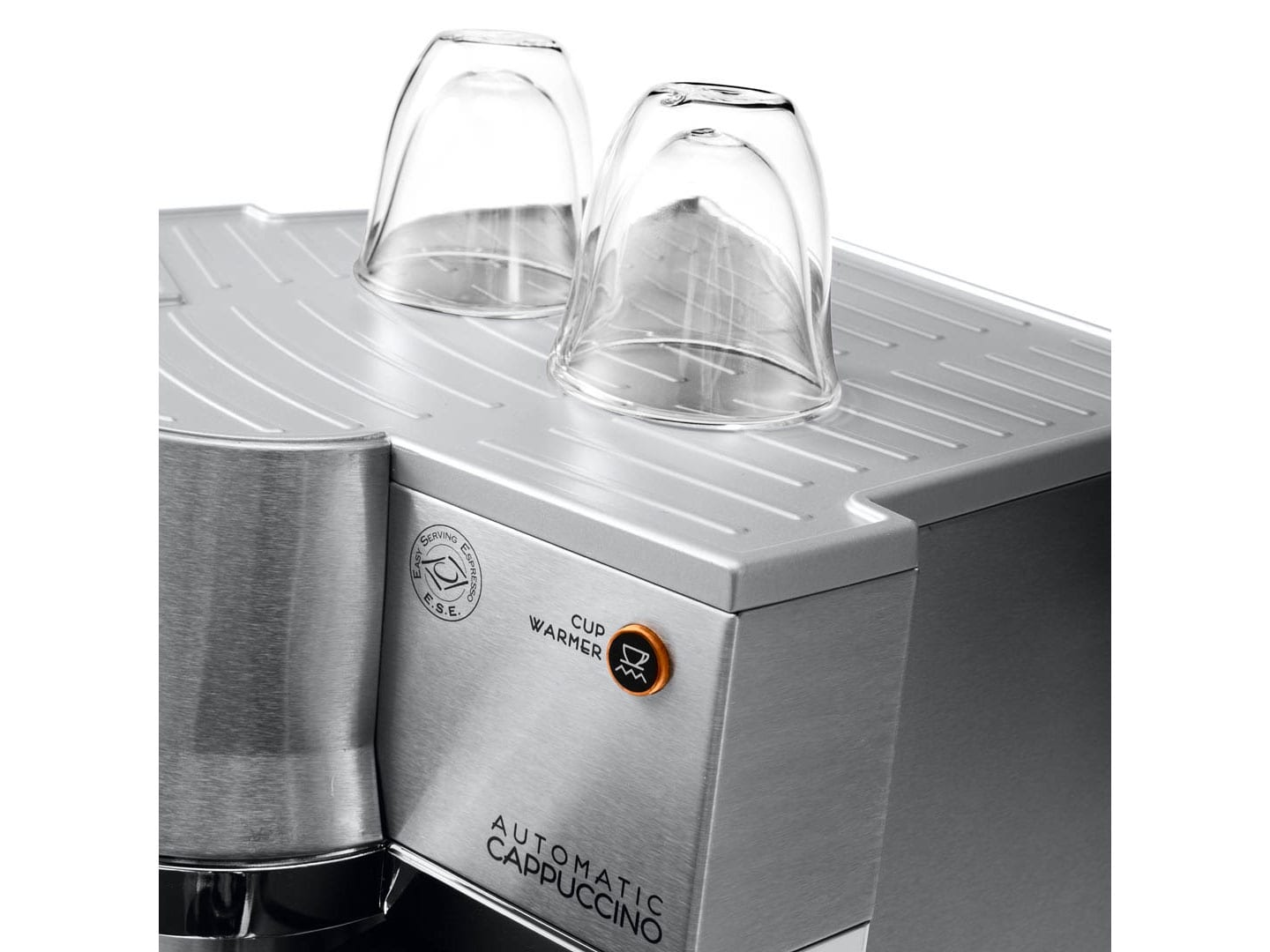 Pump Espresso with Bonus Grinder - EC 860.M PACK