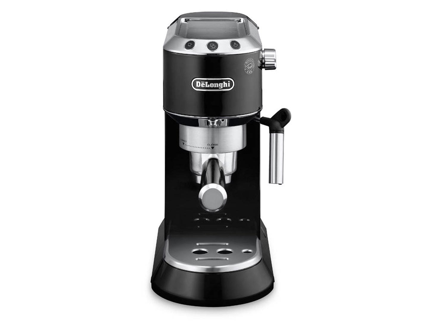 Dedica Manual Espresso Machine - Black -  - EC680BK