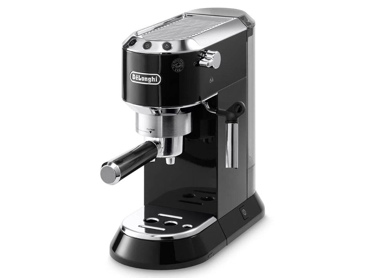 Dedica EC 680.BK Pump Espresso Coffee Machine