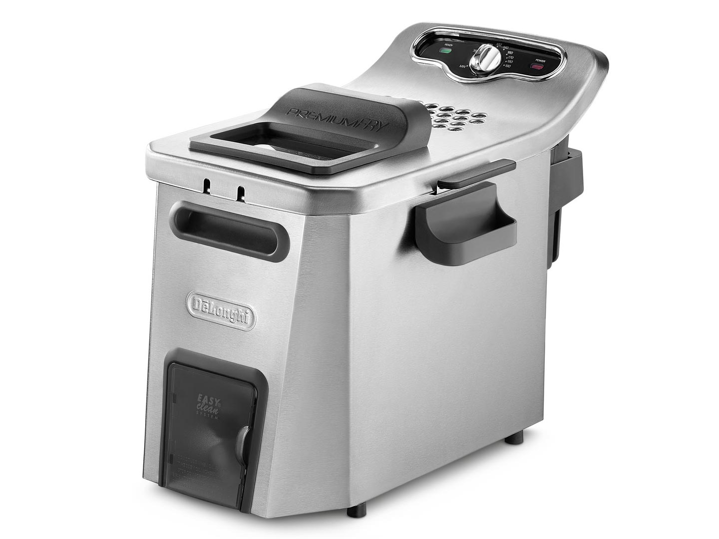 Delonghi friteuse easy clean system