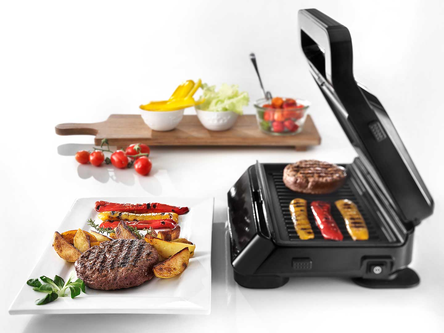 MultiGrill Easy - SW12A.BK
