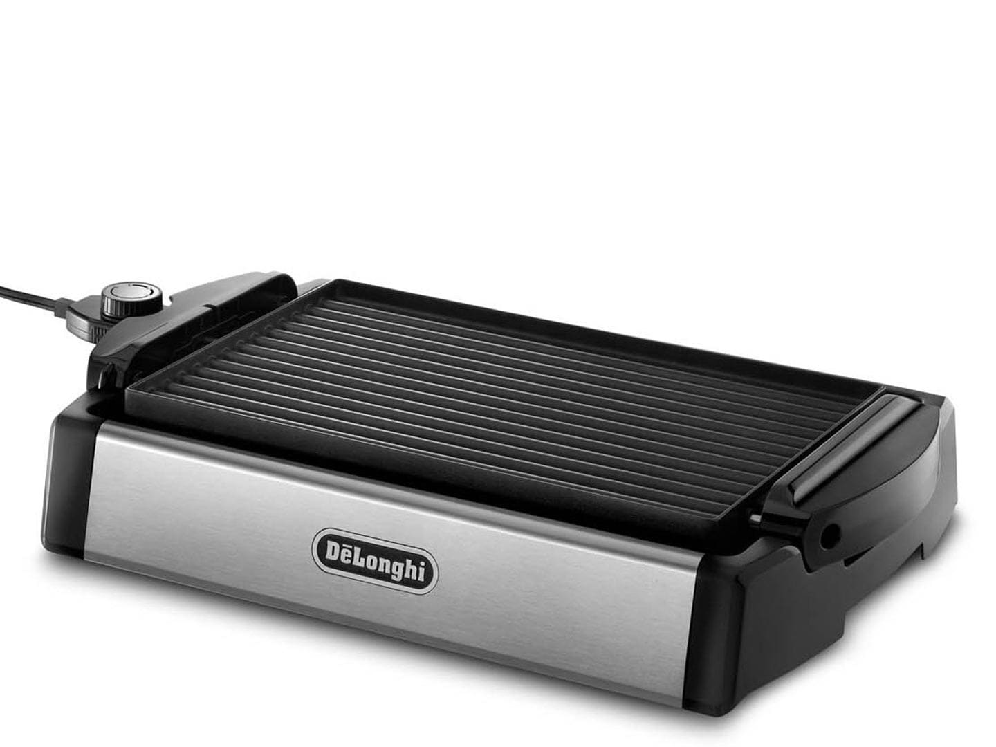 Reversible die-cast plate electric grill BGR50