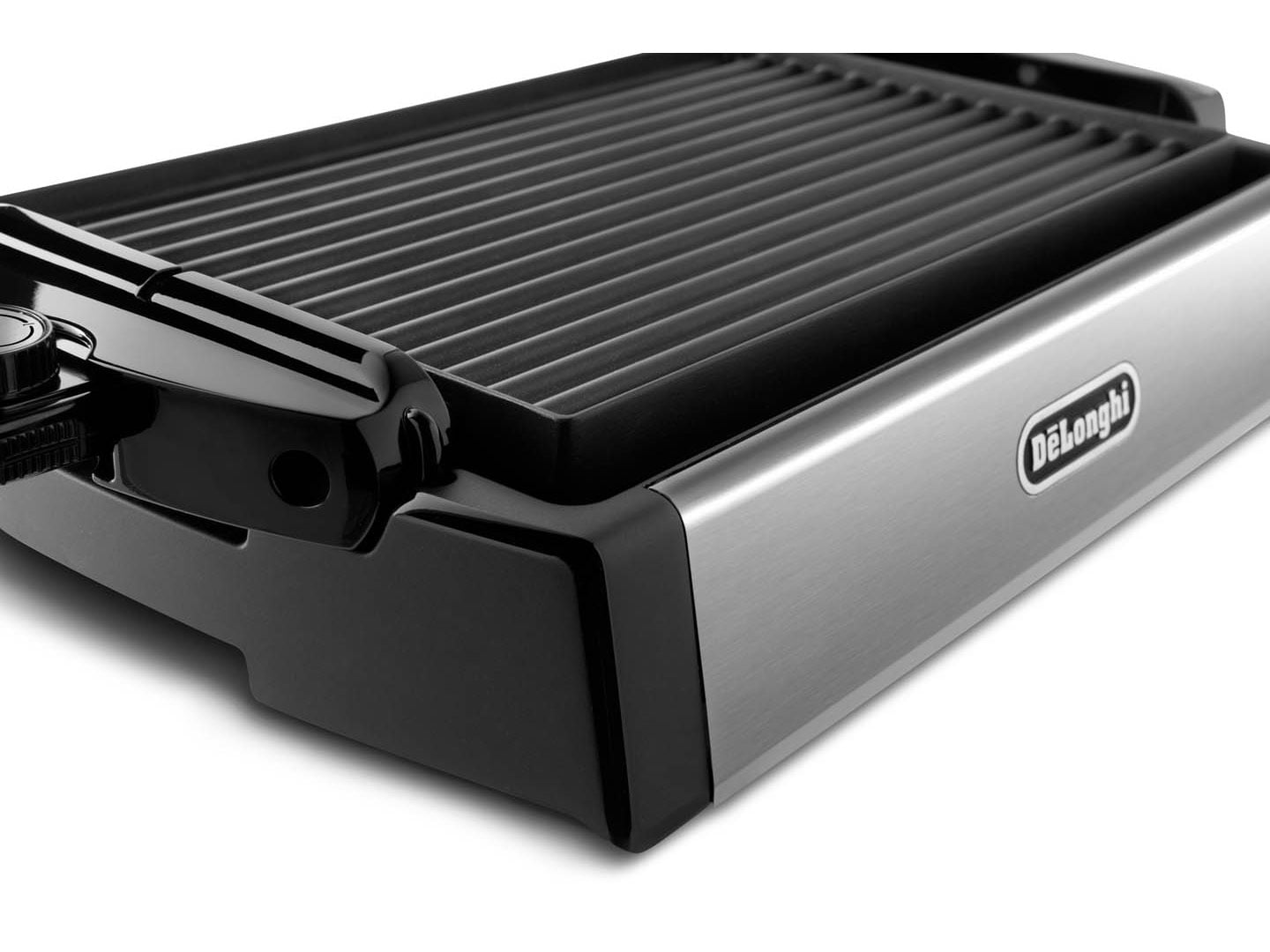 Reversible die-cast plate electric grill - BGR50