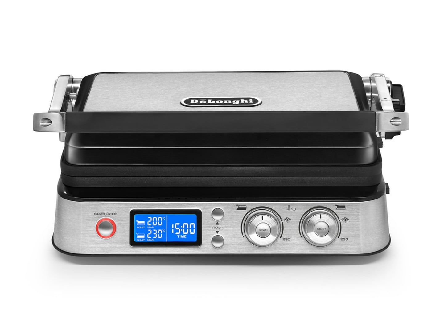 DeLonghi Versatile 3 in 1 Contact Grill MultiGrill CGH 1012D