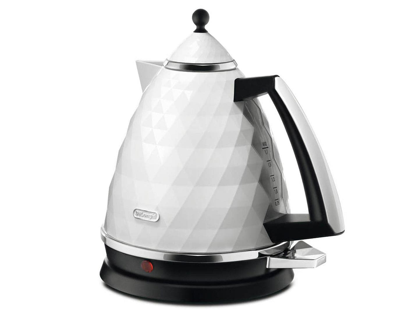 DeLonghi Brillante Kettle White KBJ2001W