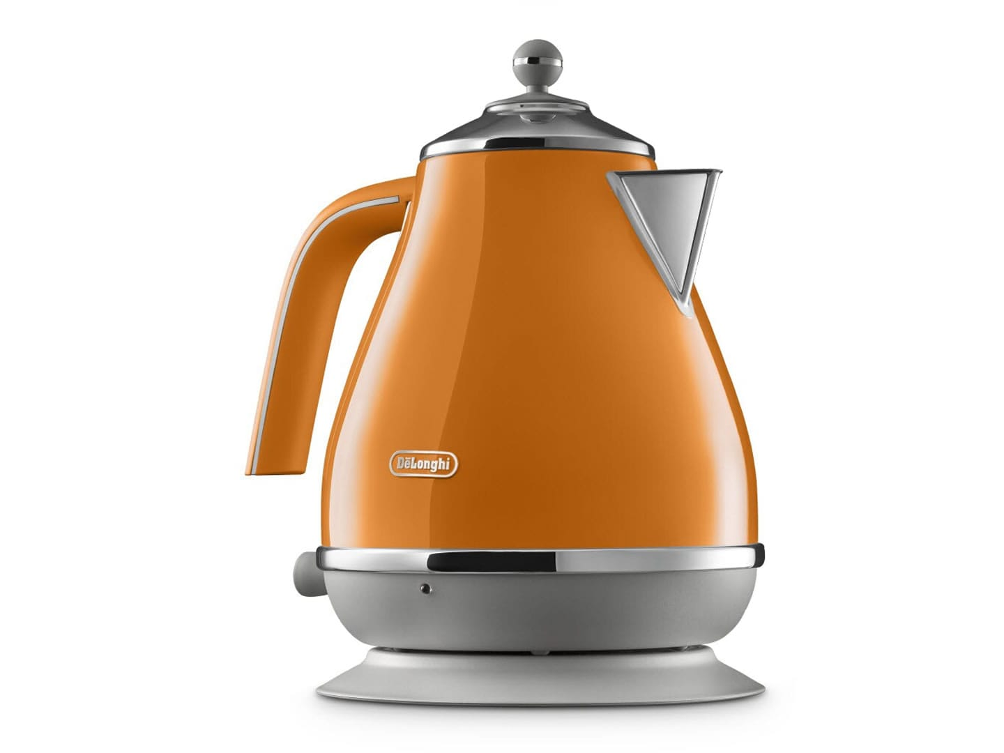 De'Longhi Icona Capitals Kettle - Rome Orange KBOC2001.O
