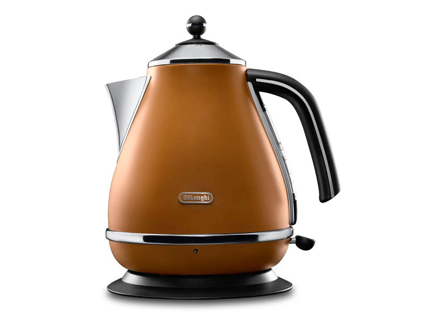 Icona Vintage Brown Kettle - KBOV2001BW