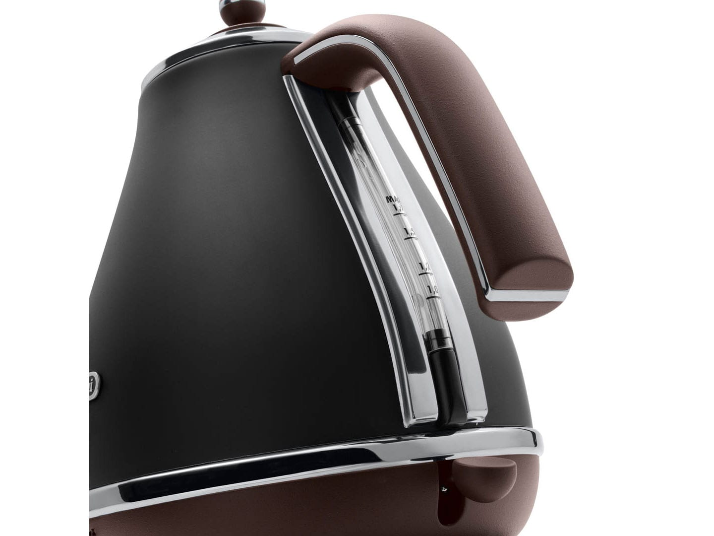 Icona Vintage Kettle - Black - KBOV 2001.BK