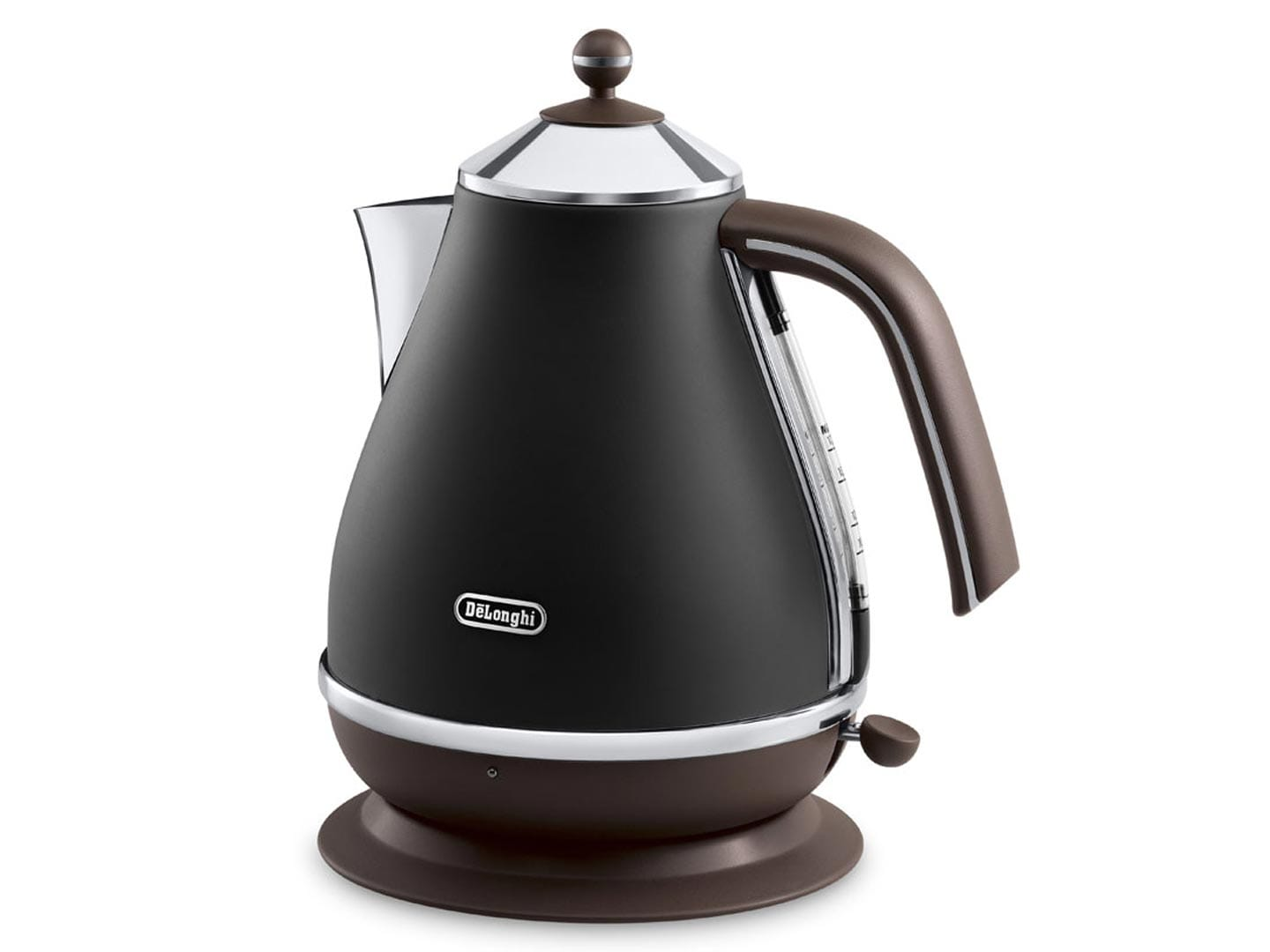 Icona Vintage Black Kettle - KBOV2001BK