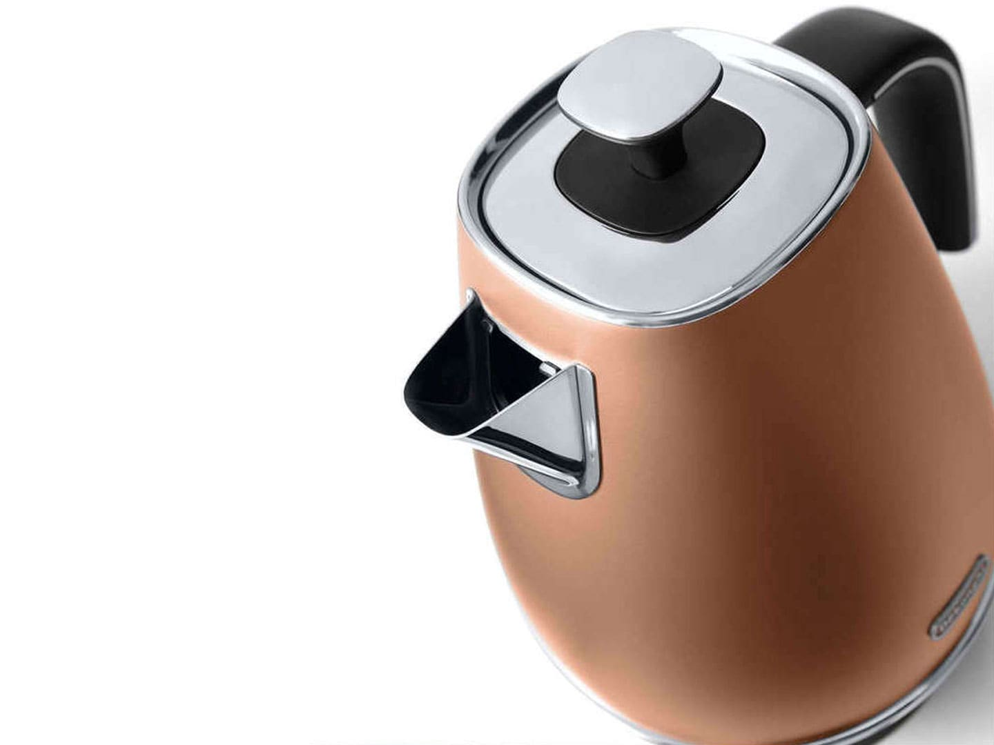 DeLonghi Distinta Kettle Style Copper KBI 2001CP