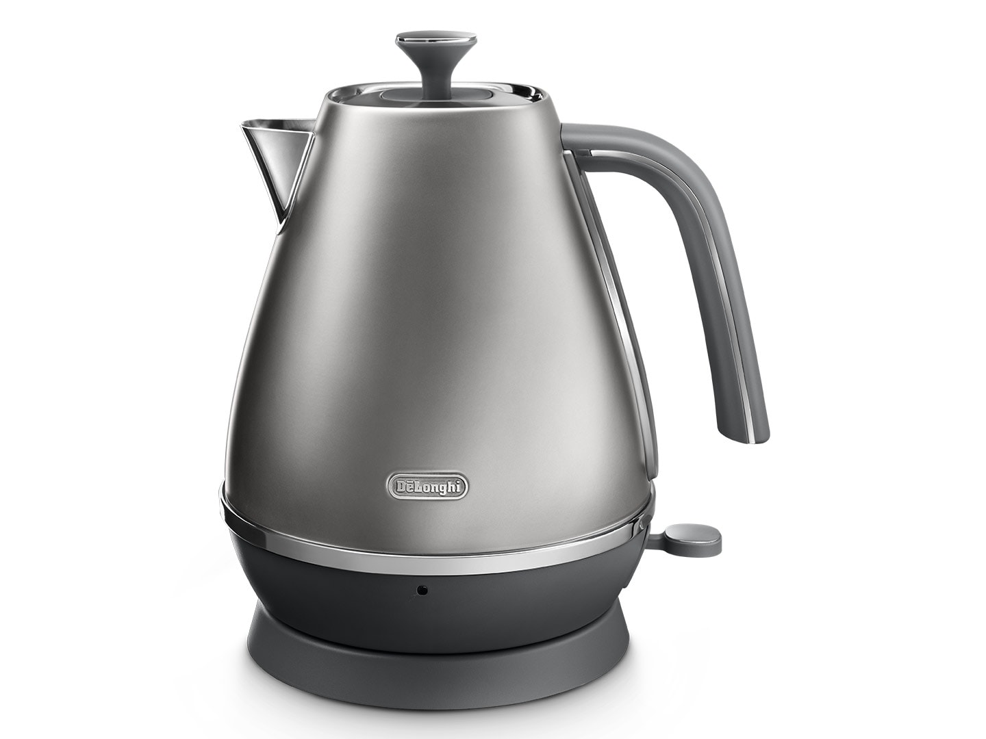 DeLonghi Distinta Flair Kettle Finesse Silver KBI2001.S