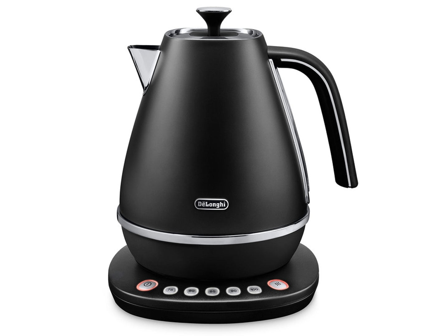 Factory Second: Distinta Digital Kettle - Elegance Black KBI 2011.BK