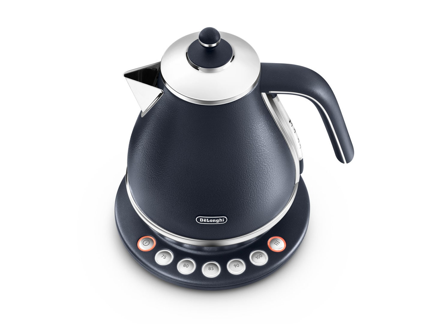 DeLonghi Icona Elements Digital Kettle Ocean Blue KBOE 2011.BL