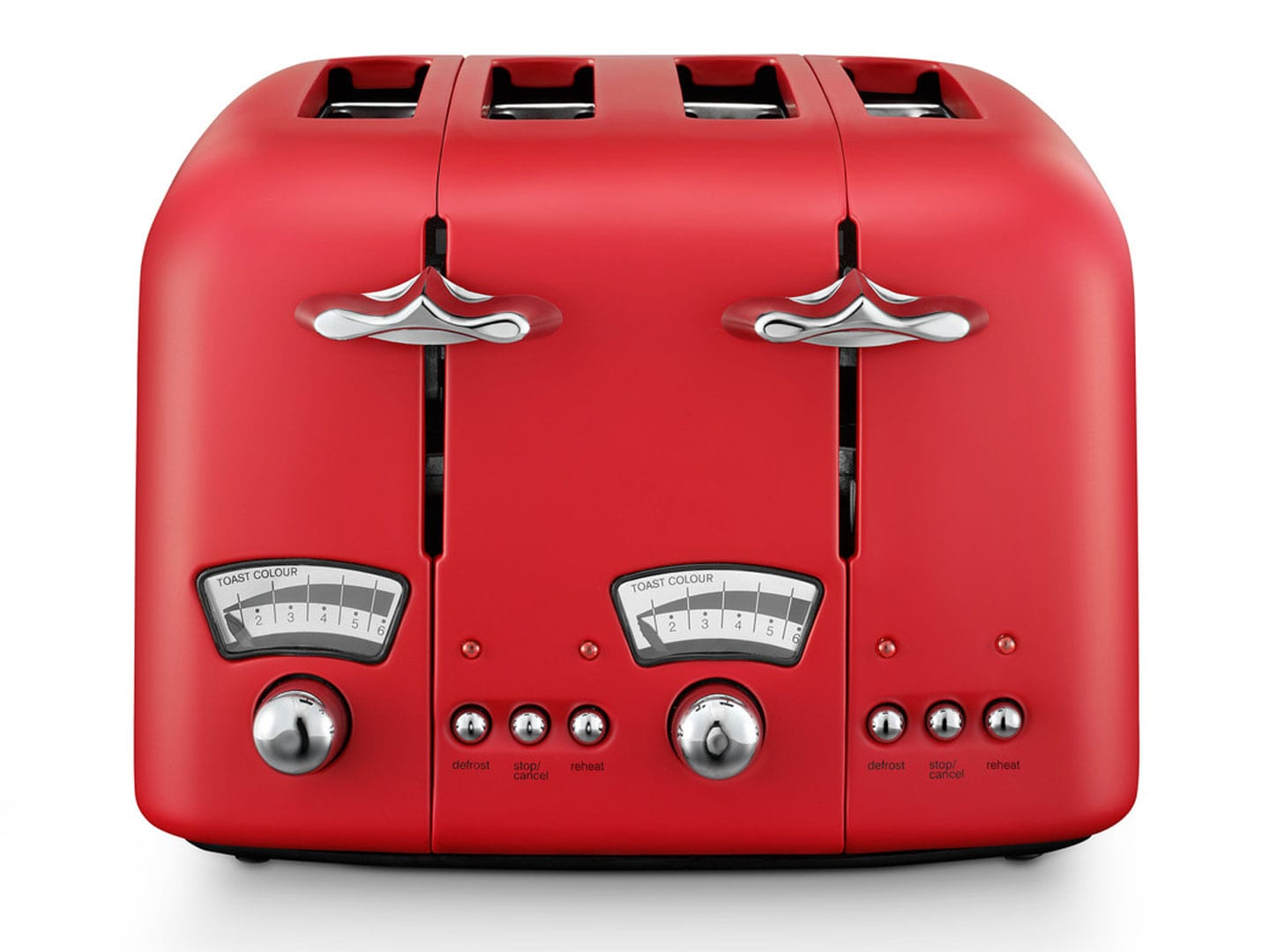 Red Retro Kitchen Accessories View The Toaster Range From Delonghi Uk