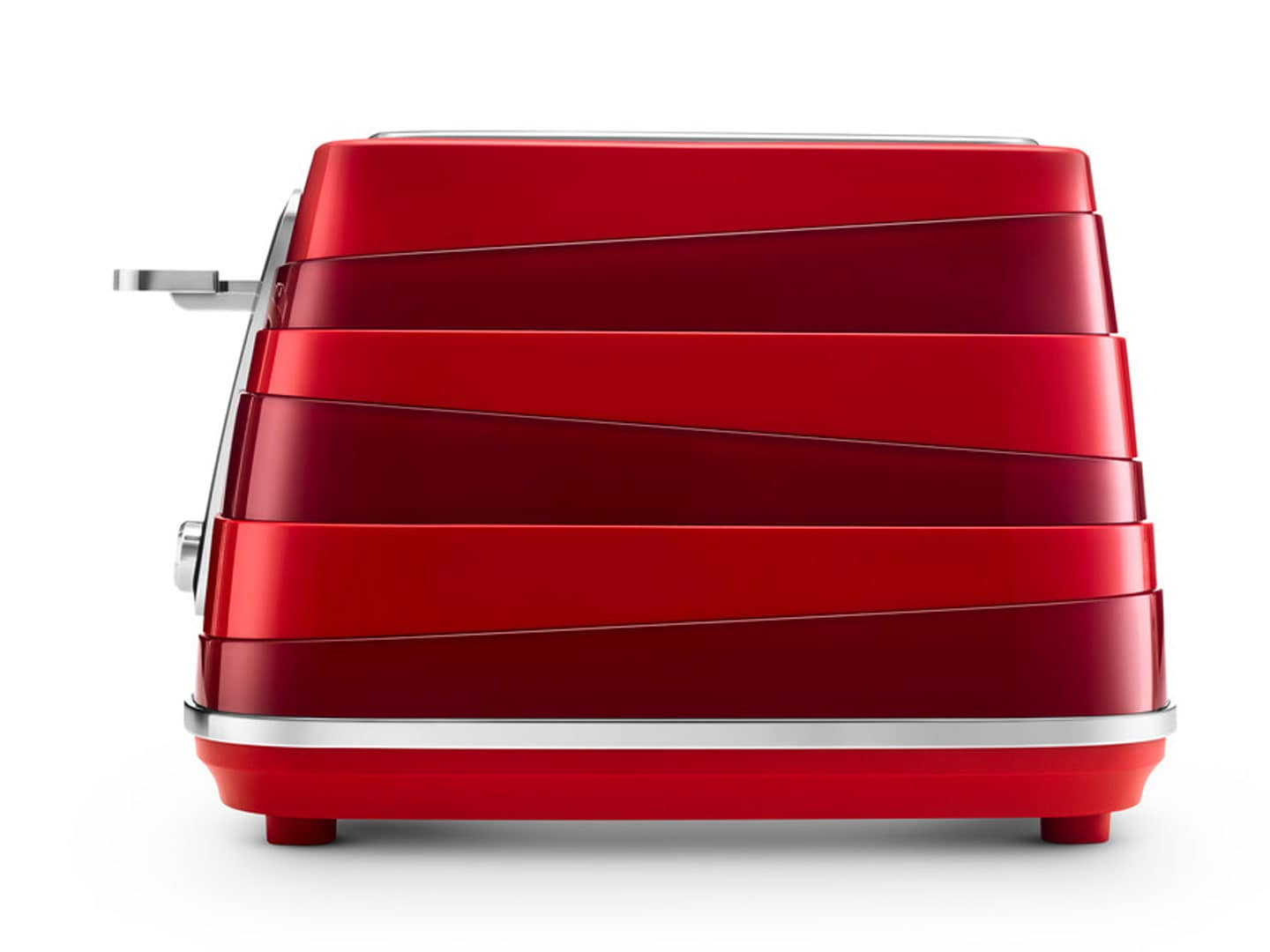 DeLonghi Avvolta 2 Slice Toaster Red CTA2003R