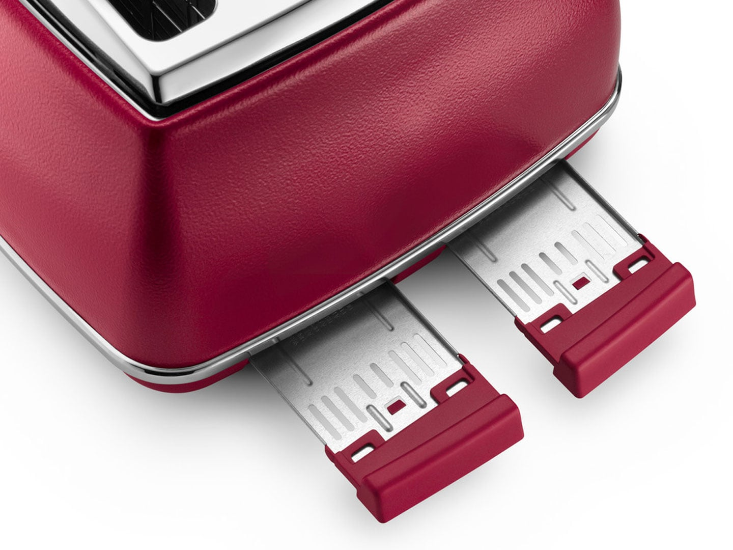 DeLonghi Icona Elements 4 Slice Toaster Flame Red CTOE4003R