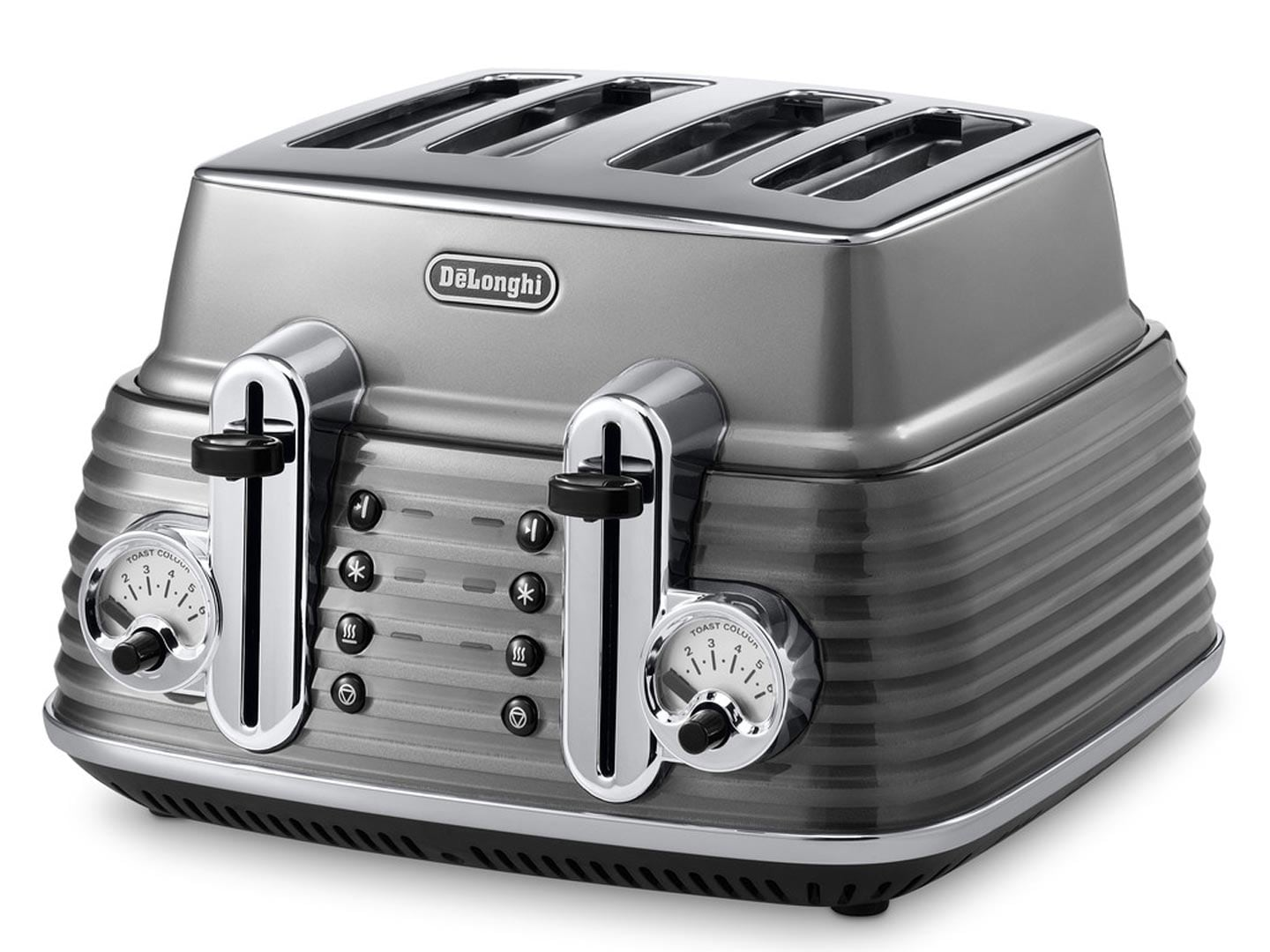 Scultura 4 Slice Toaster Toasters